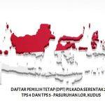Daftar Pemilih Tetap (DPT) PILKADA 2018 TPS 4 dan TPS 5 Pasuruhan Lor