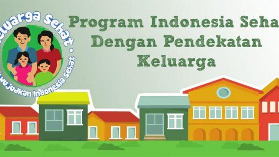 Pemberitahuan Program Indonesia Sehat Pendekatan Keluarga (PISPK) UPT Puskesmas Jati, Kudus
